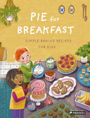 Book cover of PIE FOR BREAKFAST