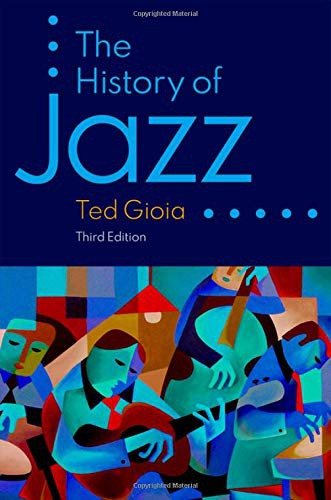 Book cover of HIST OF JAZZ