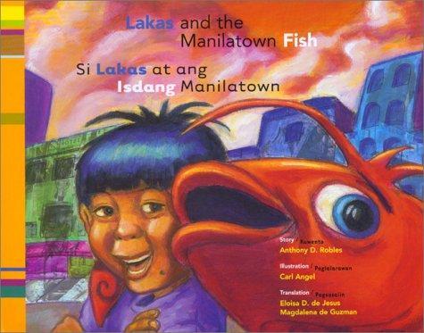 Book cover of LAKAS & THE MANILATOWN FISH