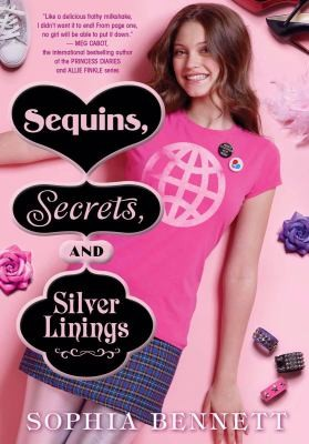 Book cover of SEQUINS SECRETS & SILVER LININGS