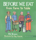 Book cover of BEFORE WE EAT