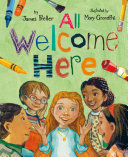 Book cover of ALL WELCOME HERE