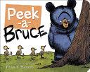 Book cover of PEEK-A-BRUCE