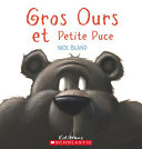 Book cover of GROS OURS ET PETITE PUCE