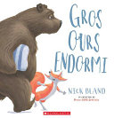 Book cover of GROS OURS ENDORMI