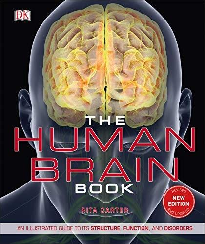 Book cover of HUMAN BRAIN BOOK