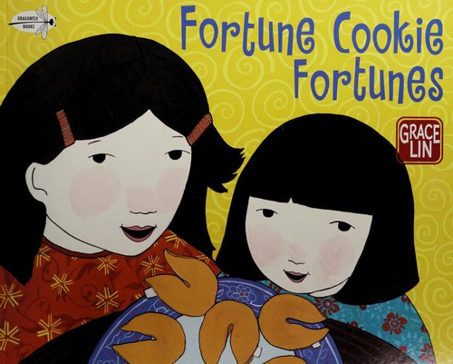 Book cover of FORTUNE COOKIE FORTUNES