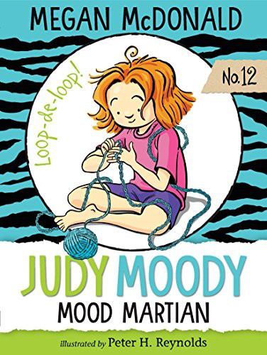 Book cover of JUDY MOODY GETS FAMOUS