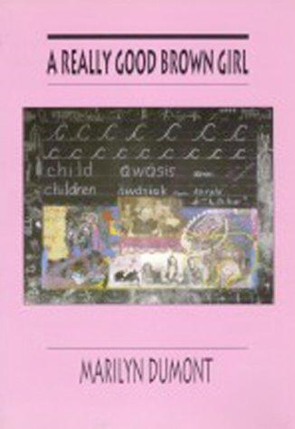 Book cover of REALLY GOOD BROWN GIRL