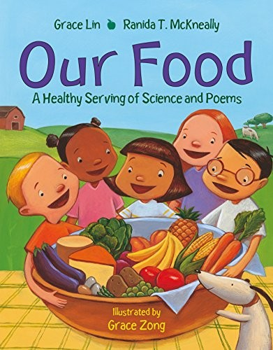 Book cover of OUR FOOD