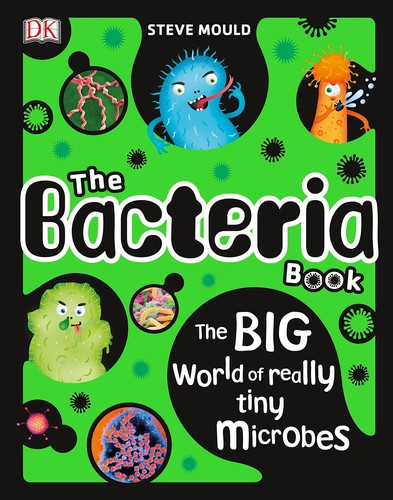 Book cover of BACTERIA BOOK