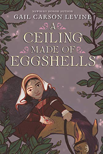 Book cover of CEILING MADE OF EGGSHELLS
