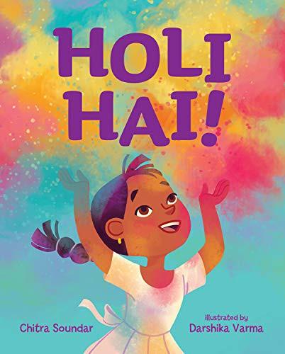 Book cover of HOLI HAI