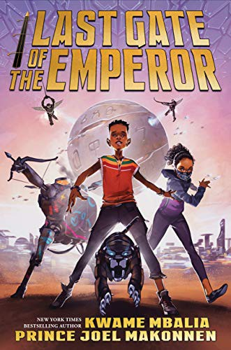 Book cover of LAST GATE OF THE EMPEROR