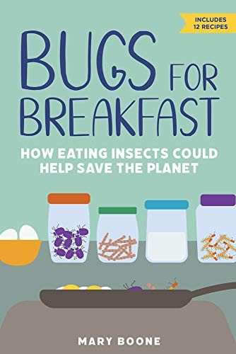 Book cover of BUGS FOR BREAKFAST