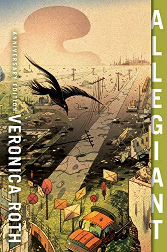 Book cover of ALLEGIANT ANNIVERSARY EDITION