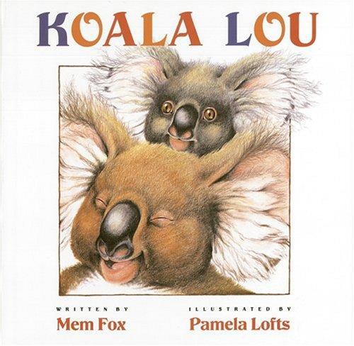Book cover of KOALA LOU