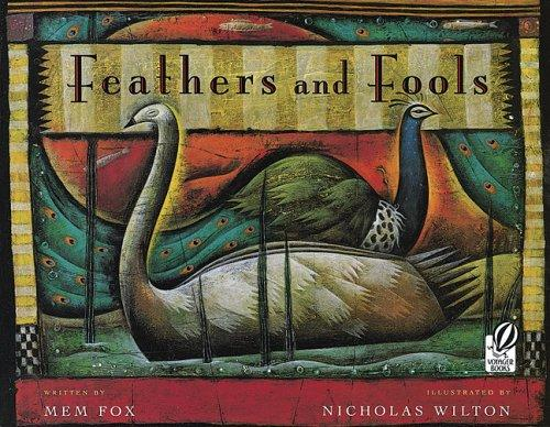 Book cover of FEATHERS & FOOLS