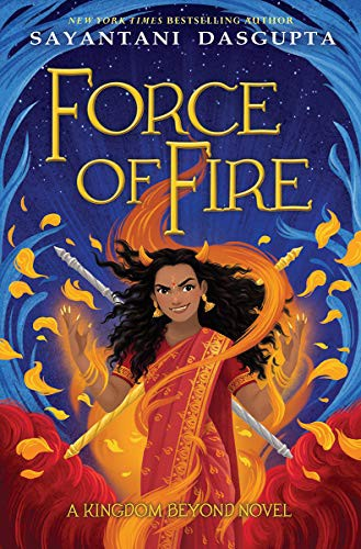 Book cover of FORCE OF FIRE