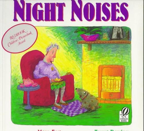 Book cover of NIGHT NOISES