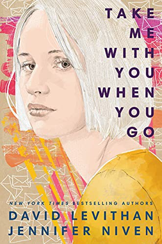 Book cover of TAKE ME WITH YOU WHEN YOU GO