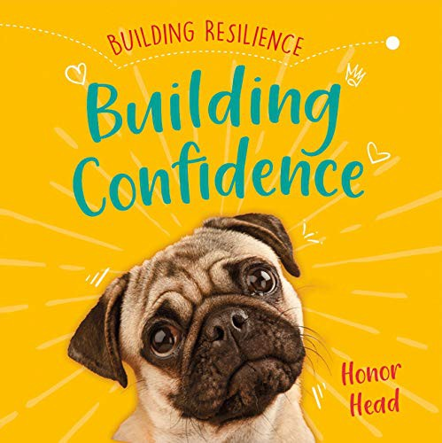 Book cover of BUILDING CONFIDENCE