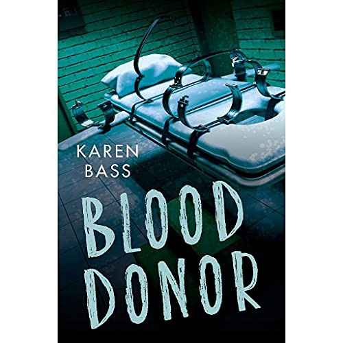 Book cover of BLOOD DONOR