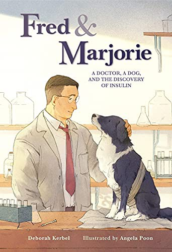 Book cover of FRED & MARJORIE