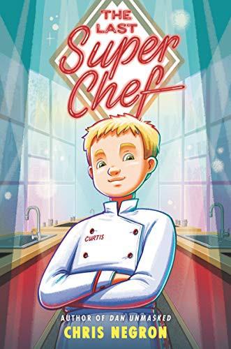 Book cover of LAST SUPER CHEF