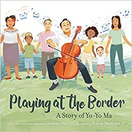 Book cover of PLAYING AT THE BORDER