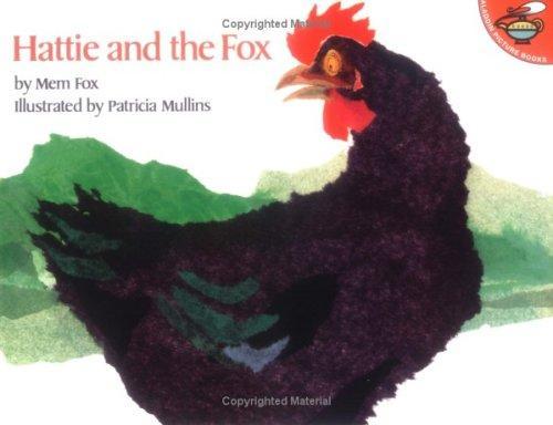 Book cover of HATTIE & THE FOX