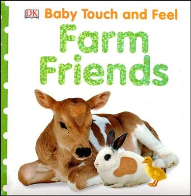 Book cover of BABY TOUCH & FEEL FARM FRIENDS