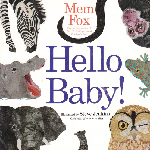 Book cover of HELLO BABY
