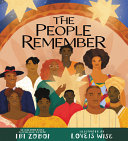 Book cover of PEOPLE REMEMBER