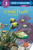 Book cover of CORAL REEFS IN DANGER
