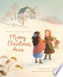Book cover of MERRY CHRISTMAS ANNE