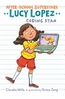Book cover of AFTER SCHOOL SUPERSTARS LUCY LOPEZ