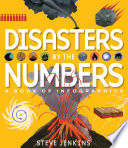 Book cover of DISASTERS BY THE NUMBERS