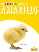 Book cover of AMARILLO