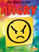 Book cover of ANGRY