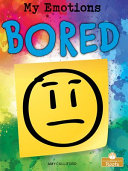 Book cover of BORED