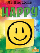 Book cover of HAPPY
