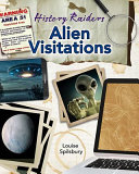 Book cover of ALIEN VISITATIONS