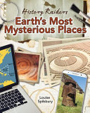 Book cover of EARTH'S MOST MYSTERIOUS PLACES