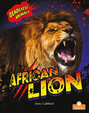 Book cover of AFRICAN LION