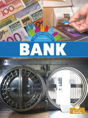 Book cover of BANK