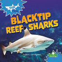 Book cover of BLACKTIP REEF SHARKS