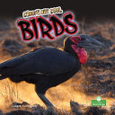 Book cover of CREEPY BUT COOL BIRDS