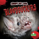 Book cover of CREEPY BUT COOL BLOODSUCKERS
