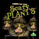 Book cover of CREEPY BUT COOL SCARY PLANTS
